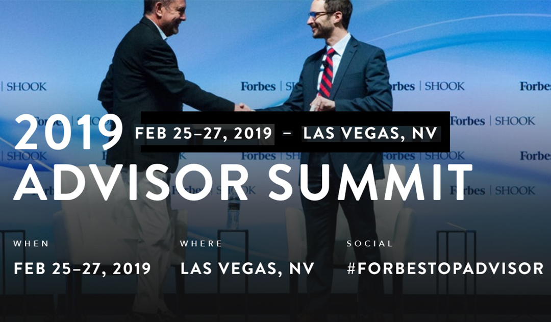 Financial Advisor David Kassir Selected for 2019 Forbes Top Advisor Summit