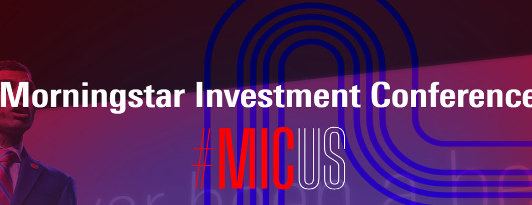 Featured Financial Advisor David D. Kassir at 2019 Morningstar Investment Conference