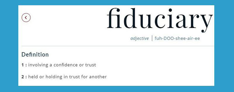 Top 15 (Fiduciary) Duties Financial Advisors & Financial Planners Must Comply With